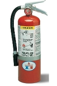 4 lb ABC Multi-Purpose Fire Extinguisher