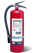10 lb BC Dry Chemical Fire Extinguisher