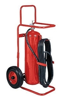 50 lb ABC Dry Chemical Extinguisher