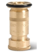 "1"" Adjustable Brass Fog Nozzle"