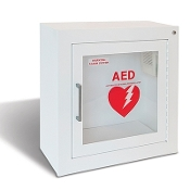 Surface Mount with Siren (For AED Units) Cabinet